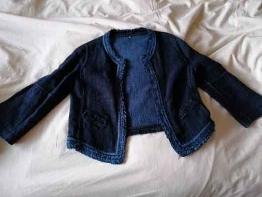 elie Tahari jacket