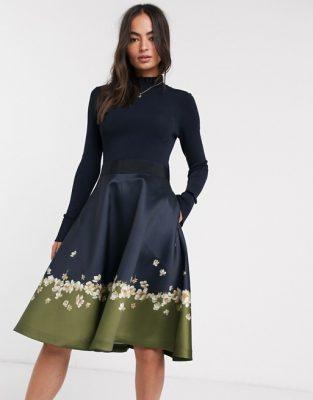 Ted Baker preloved dress