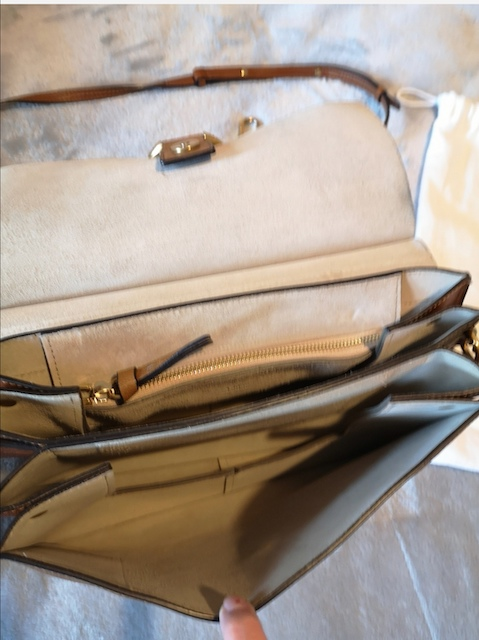 Chloe Tan Faye Bag