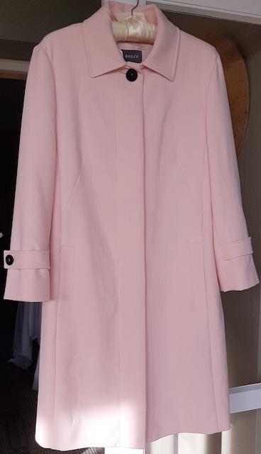 Basler pink coat