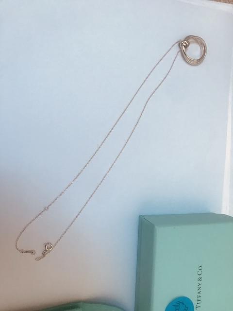 Tiffany & Co circle chain