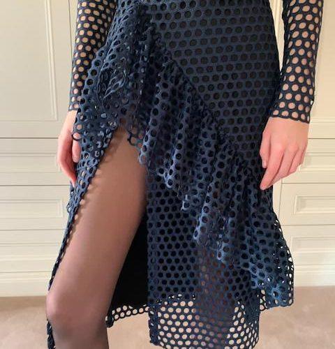 Kalmanovich designer dress