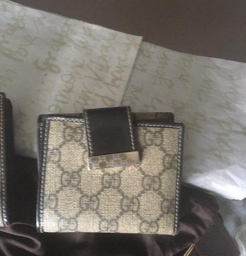 Gucci wallet small