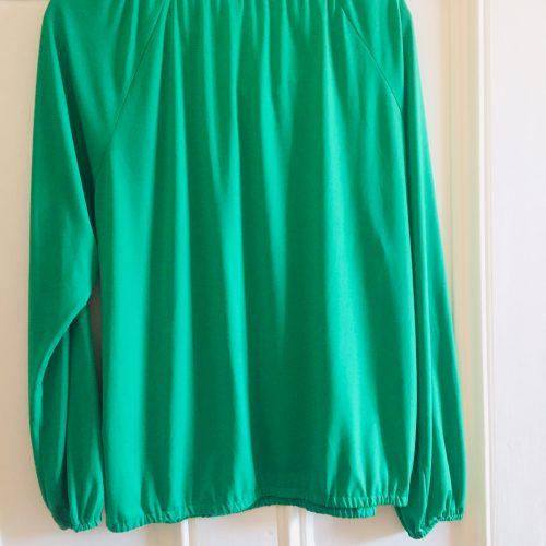Michael Kors green top