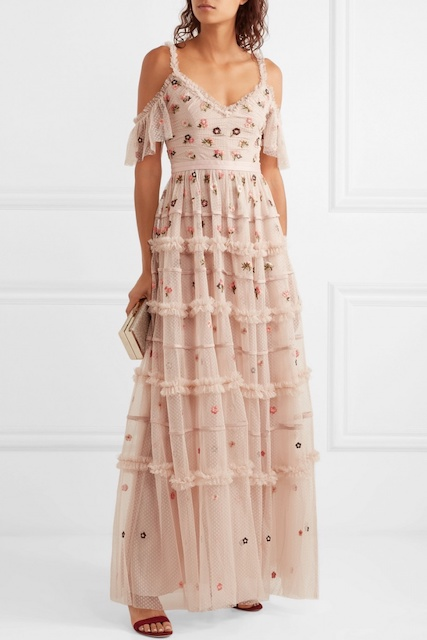 Needle and Thread dress to rent