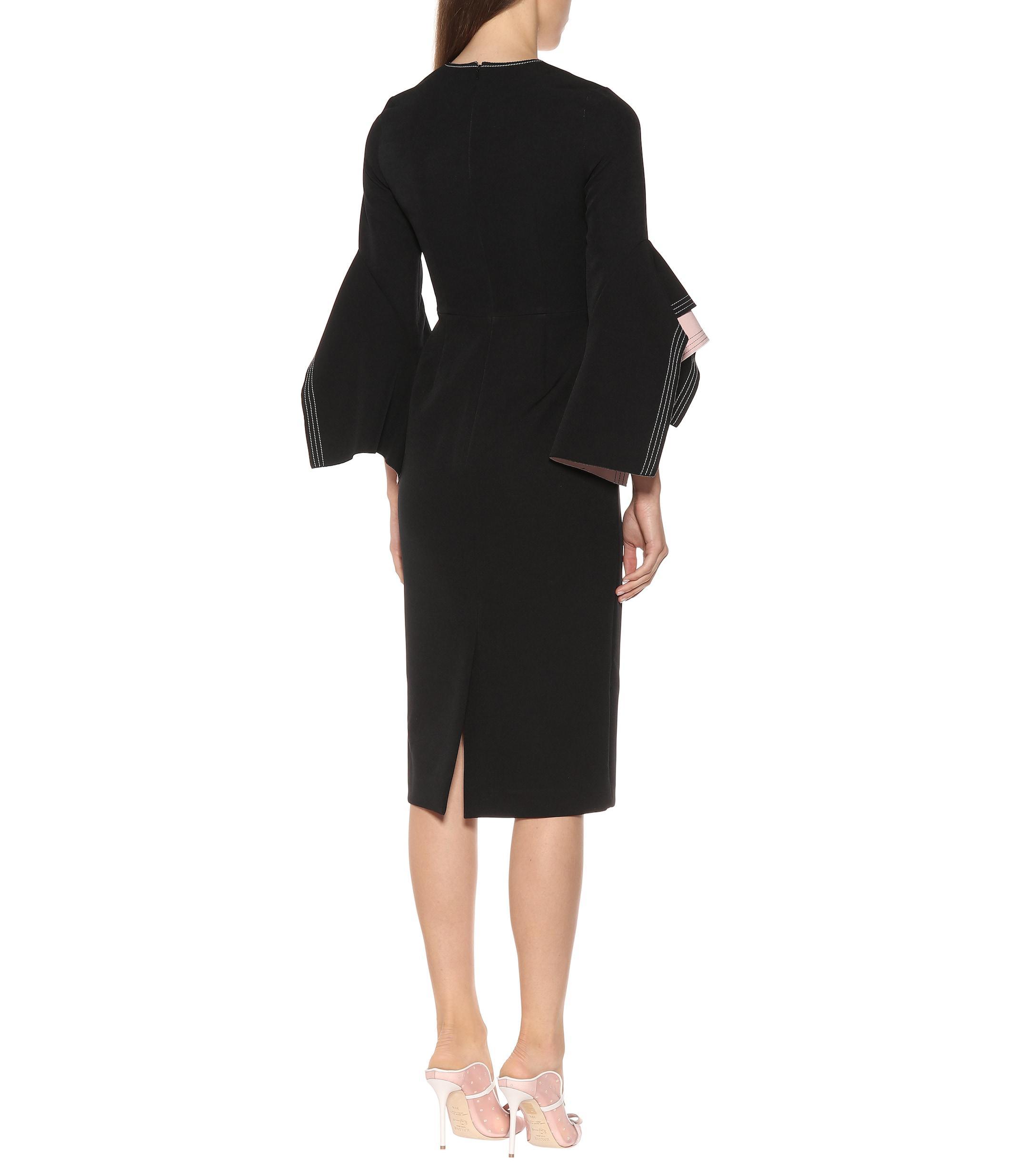 Roksanda Black dress