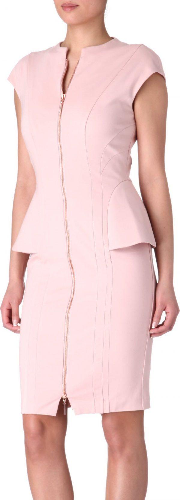 Ted Baker pink dress